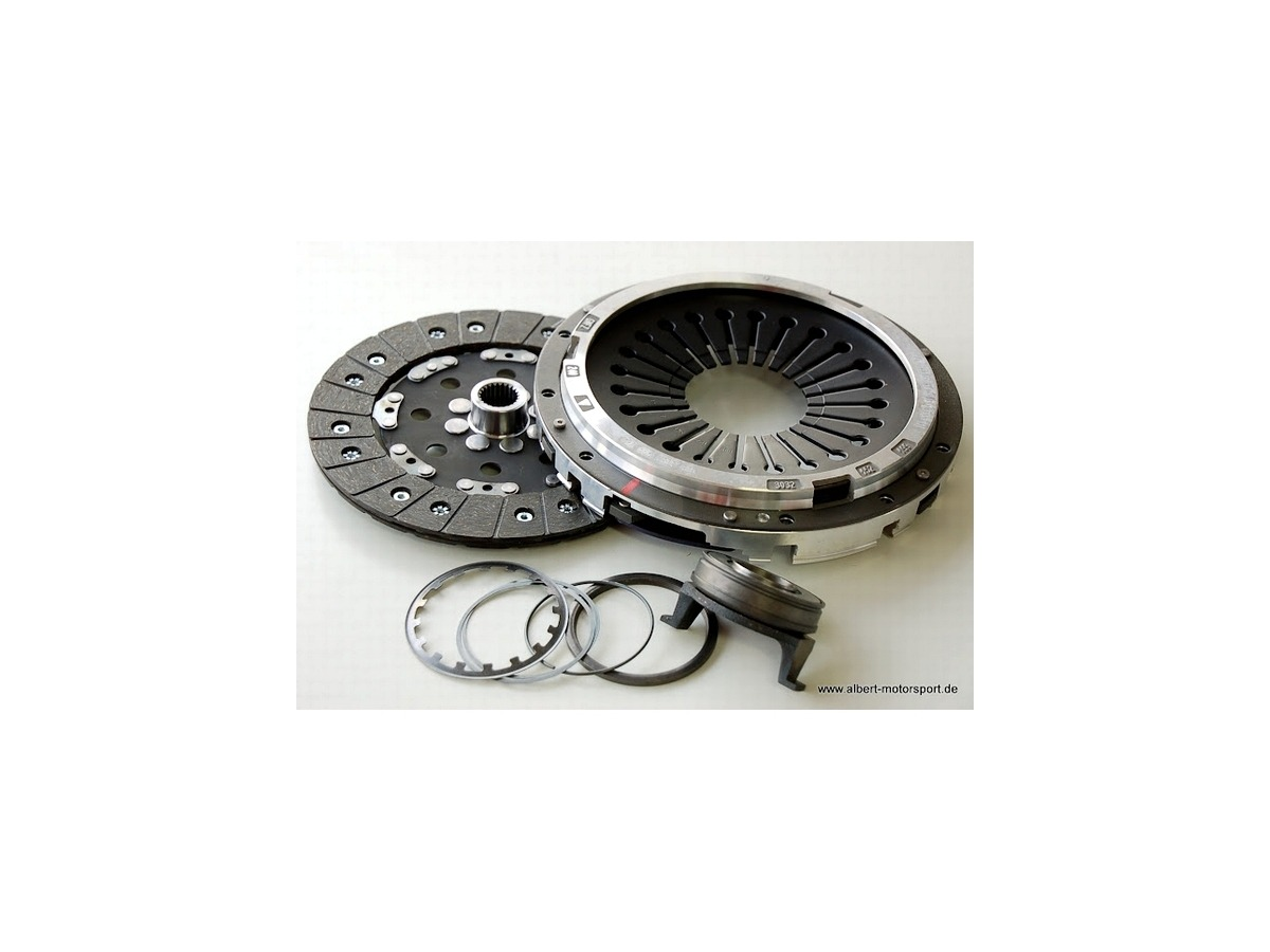 993 - 996 - 997 GT2 - Turbo Porsche HD clutch