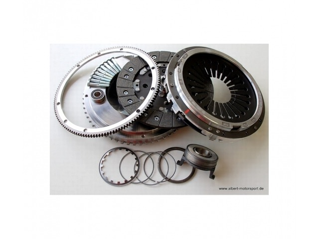 993 - 996 - 997 GT2 - Turbo compl. HD Turbo Sport Clutch Kit