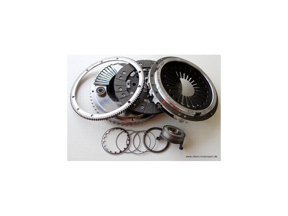 993 - 996 - 997 GT2 - Turbo kompl. HD Turbo Sport Kupplungskit