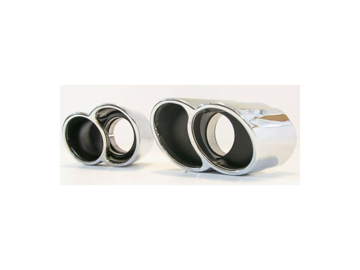 996 twin tailpipes in GT2 look for Carrera exhaust