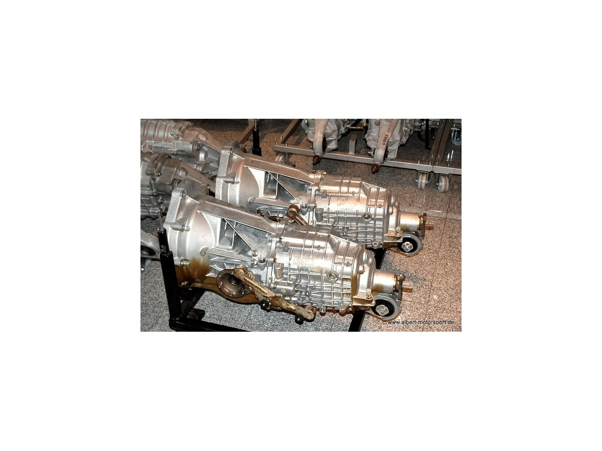 996 Carrera 4 Porsche Transmission Series Replacement year to year 2002