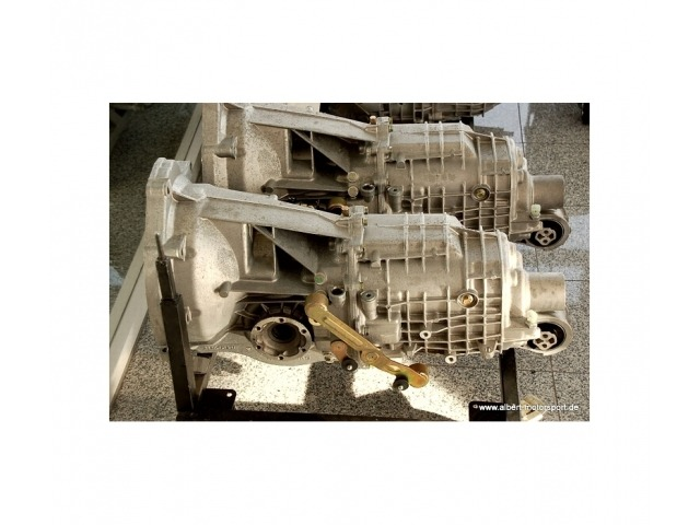 996 Carrera 2 Porsche Transmission AT until year 2002 no LSD