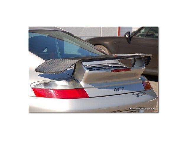 996 GT2 - Look Heckspoiler für Porsche 996 Typen