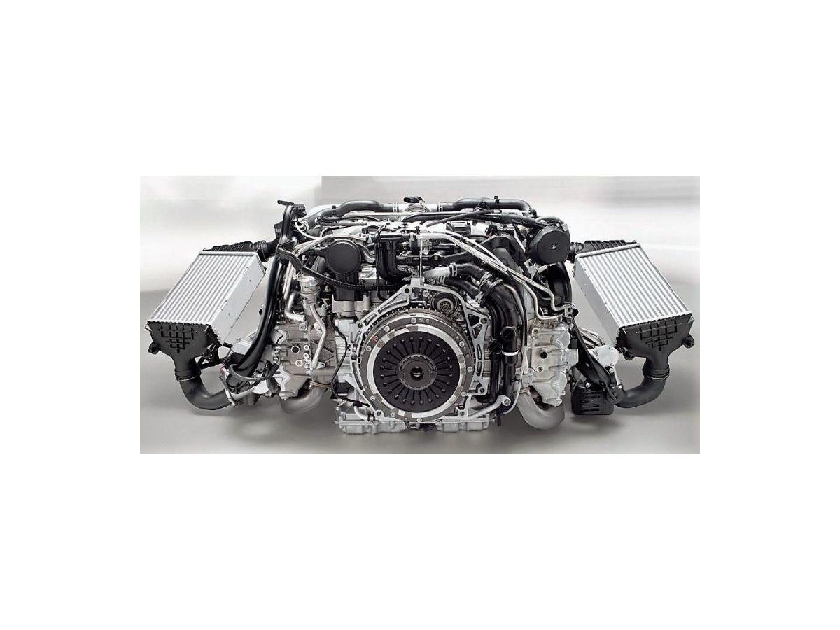 996 GT2 / Turbo 490 PS Leistungssteigerung