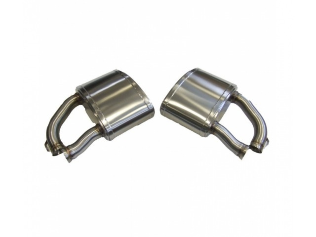 993 Carrera Exhaust Exhaust Muffler made of Stainless Steel Porsche