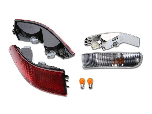 993 Taillights rear lights in Porsche 993 Carrera 4 optics