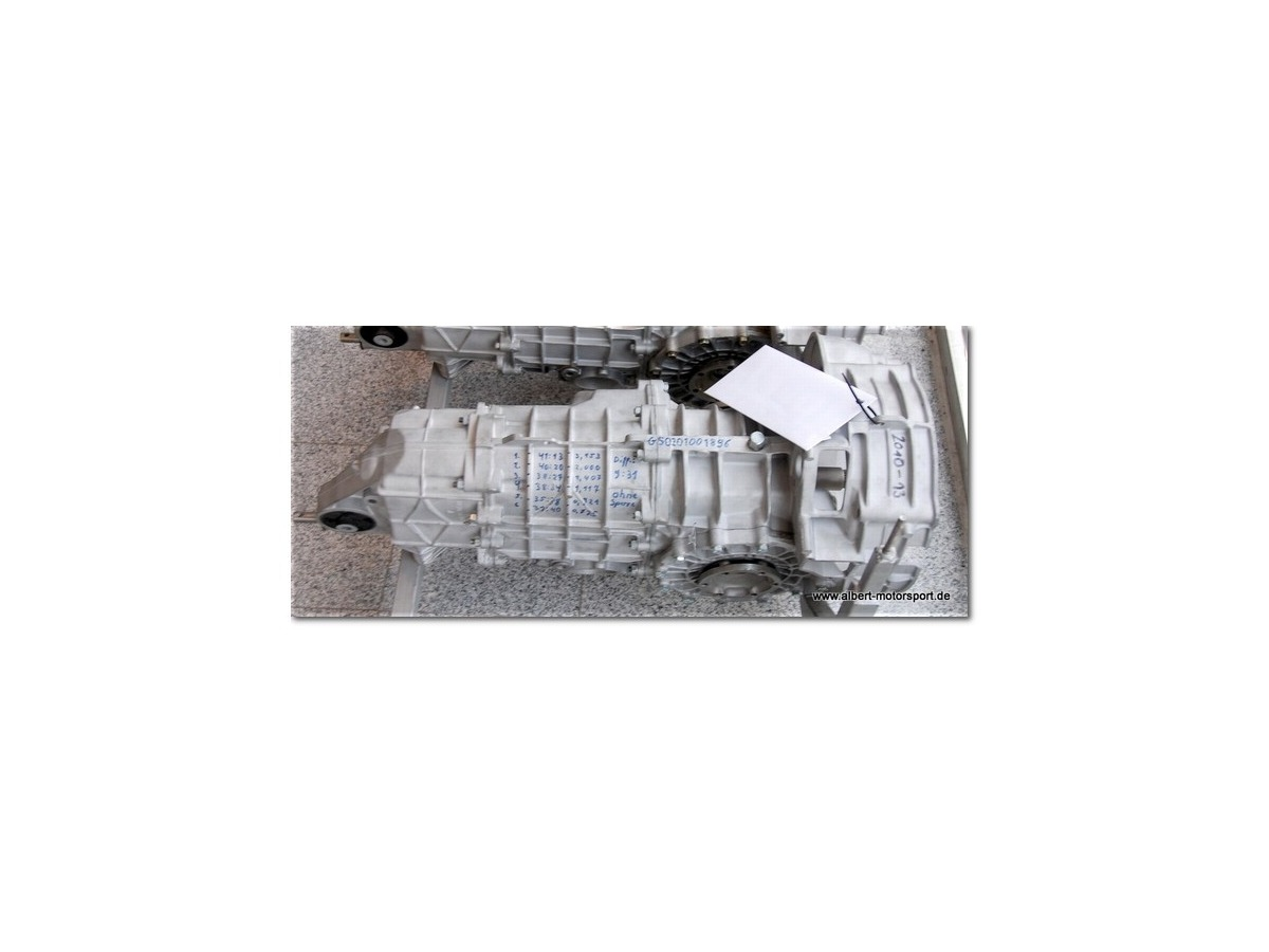 993 Carrera 2 replacement gearbox G 50/21 Porsche