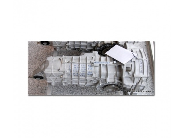 993 RS Austausch Getriebe G 50 / 32 Porsche 911