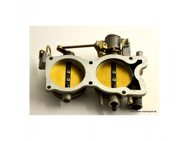 993 Porsche throttle body enlargement to 69 mm