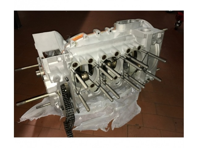 993 Turbo GT2 Porsche Motorblock mit Kurbelwelle Pleuel überholt
