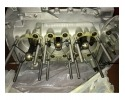 993 Turbo GT2 Porsche engine block with crankshaft connecting rod overhauled