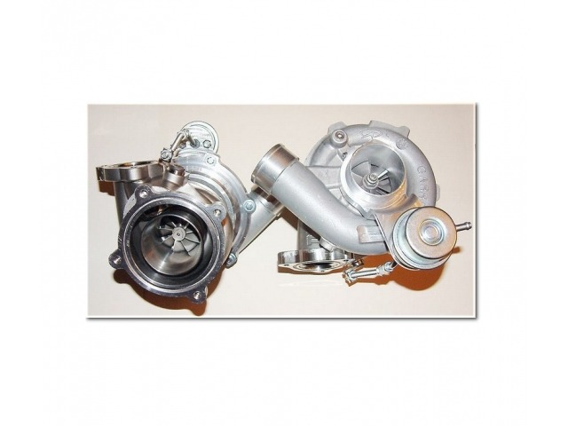 993 - 996 - Turbo - GT2 - Garrett GT - R Turbocharger Upgrade Kit