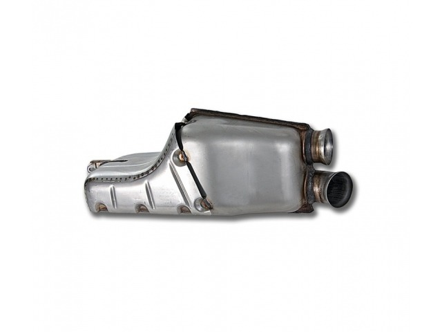964 Series Rear Silencer Original part Porsche 964 Carrera