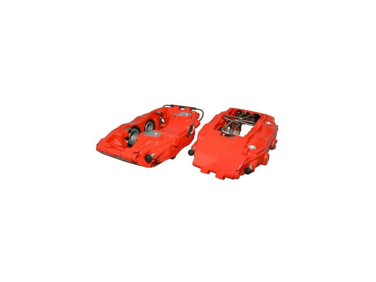 964 - 993 - 964 Porsche Turbo caliper 2 pieces red front