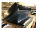 911 - 964 rear spoiler 3.8 RSR look for Porsche with slight damage