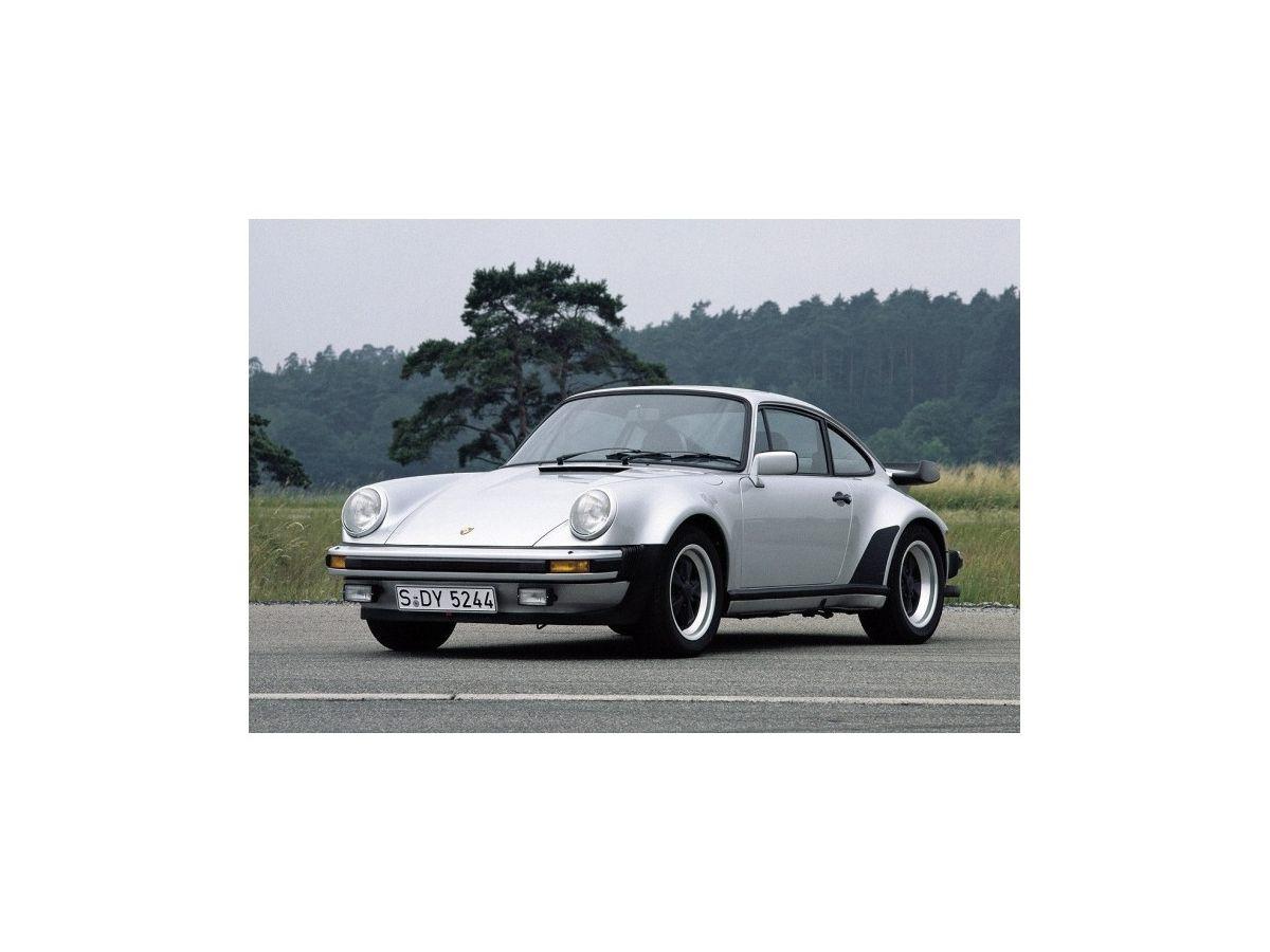 911 - 930 Turbo Seitenteil Kotflügel hinten komplett ( Blech )