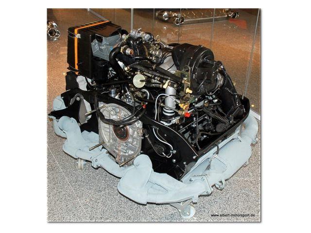 997 Carrera 1 Sportauspuff aus Edelstahl