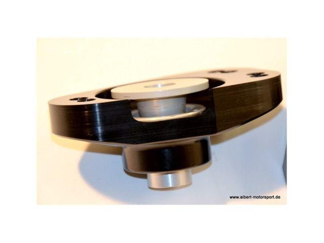 997.1 Carrera Fächerkrümmer aus Edelstahl für Porsche 911