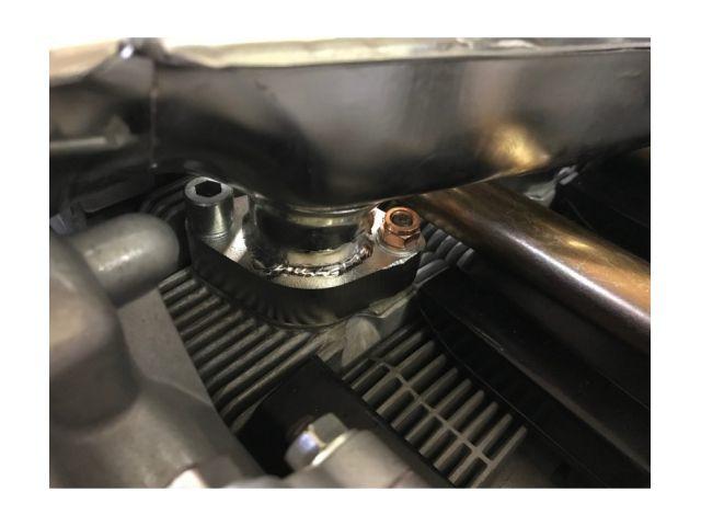 993 Turbo Endrohrsatz Endrohre Auspuffendrohre poliert für Porsche