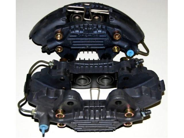 911 - 964 Turbo Bypass Rohr Edelstahl grau