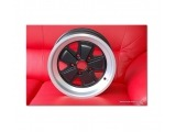 955 Cayenne ELECTRIC FAN, 450W, 420MM, LEFT
