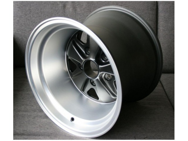 911 Fuchs design rim 11x15, ET -27, bolt circle 5x130 for Porsche 911 Turbo and RSR