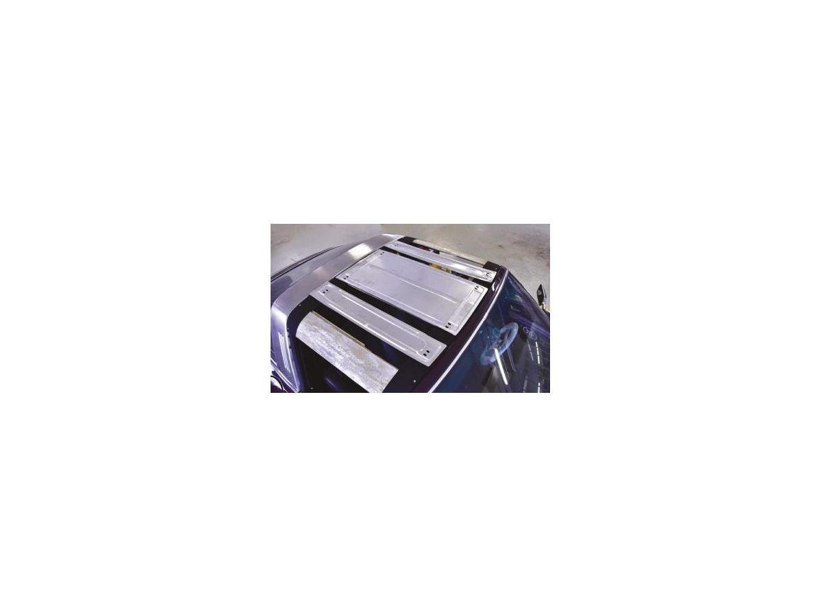 911 - 912 Porsche Alurahmen für Targa Targadach