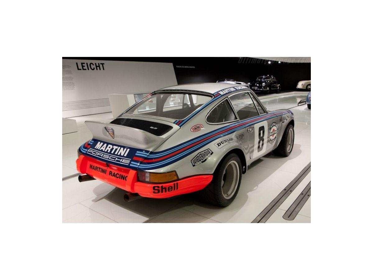 911 - 2,8 ST Stahl Kotflügel Verbreiterungen / Satz Porsche