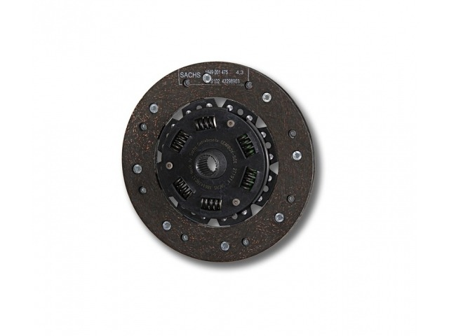 356 B / C clutch disc 200mm for Porsche