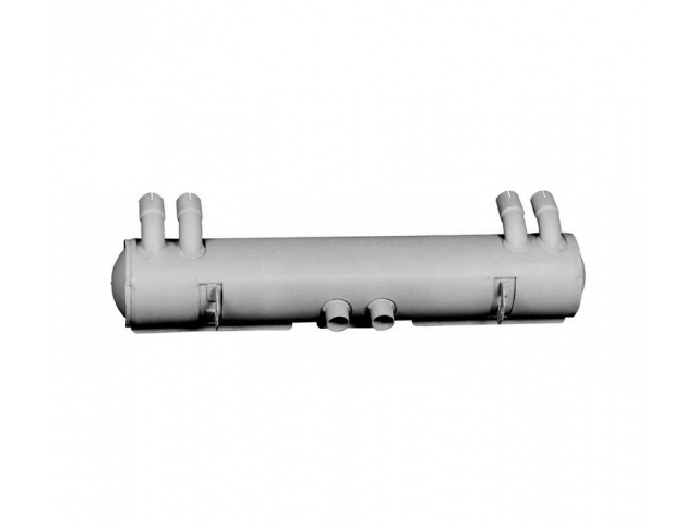 912 Exhaust muffler OEM replacement