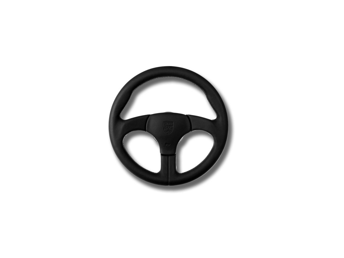 928 Porsche sports steering wheel without airbag