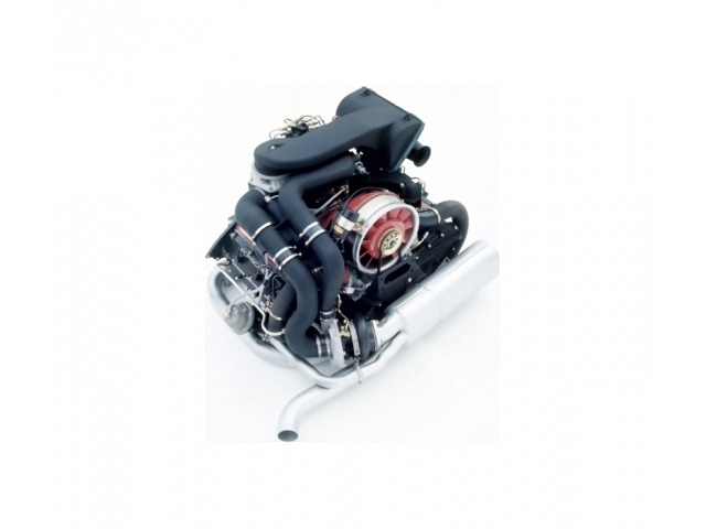 Panamera Turbo IPE Sportauspuff aus poliertem Edelstahl