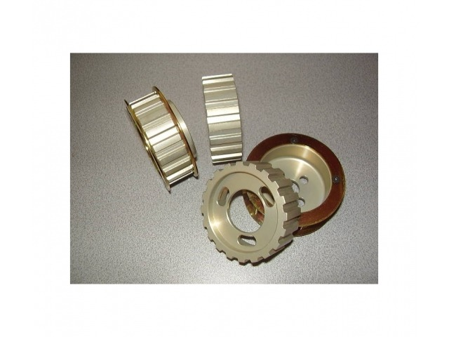 911 RSR Timing Belt Pulleys for Injection Pump and Camshaft