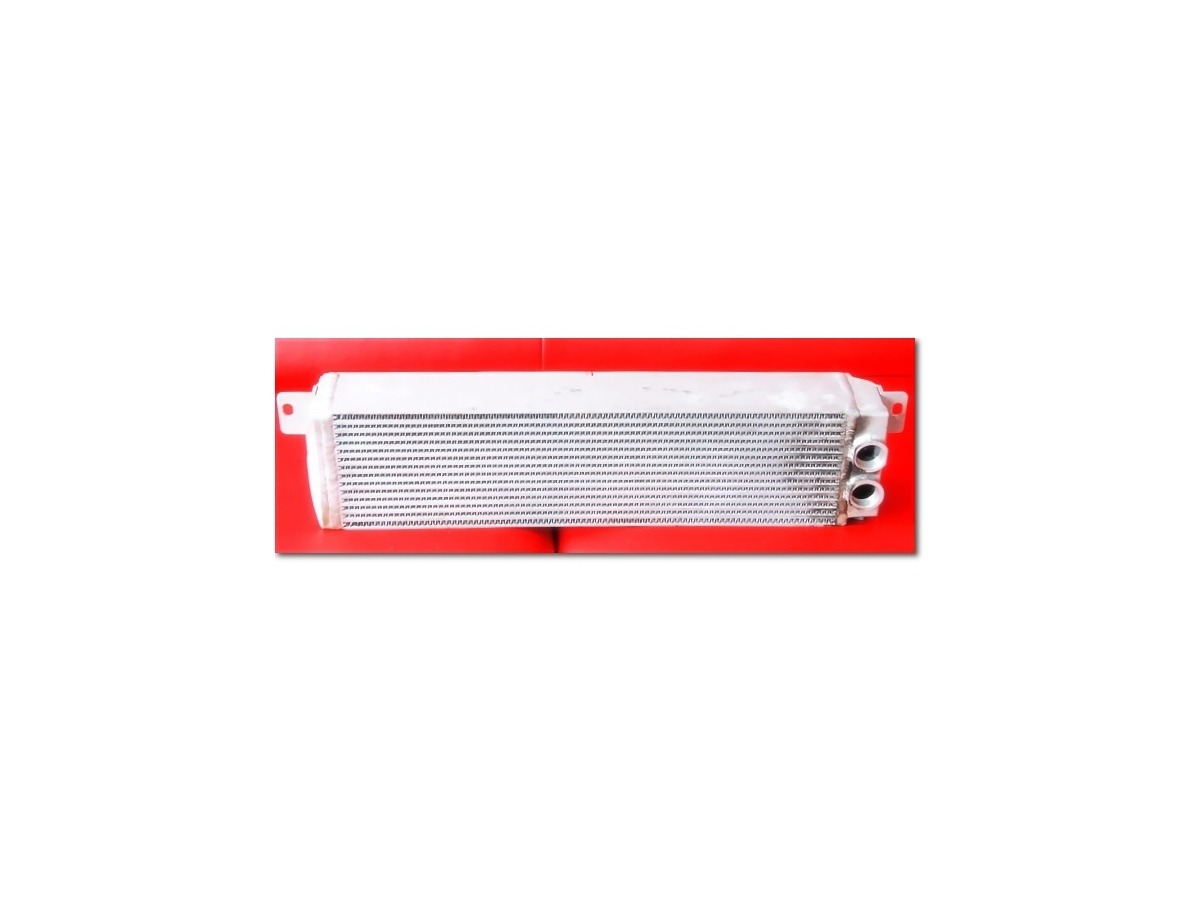 911 - 935 RSR oil cooler aluminum for front mounting Porsche