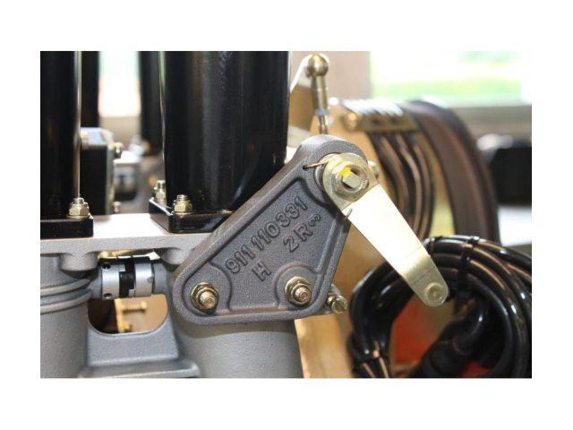 997.2 Carrera Endrohre in rundem Design Edelstahl hochglanzpoliert