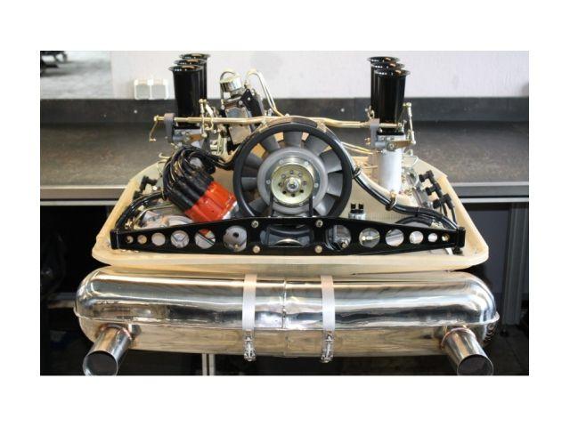 997 Turbo Gen 1 Endrohre rund Edelstahl hochglanzpoliert
