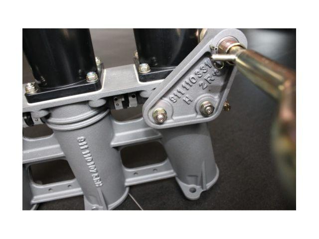 997 Turbo Gen 1 Endrohre rund Edelstahl schwarz matt