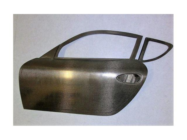 Cayman GT4 Tür Carbon mit Rahmen Porsche