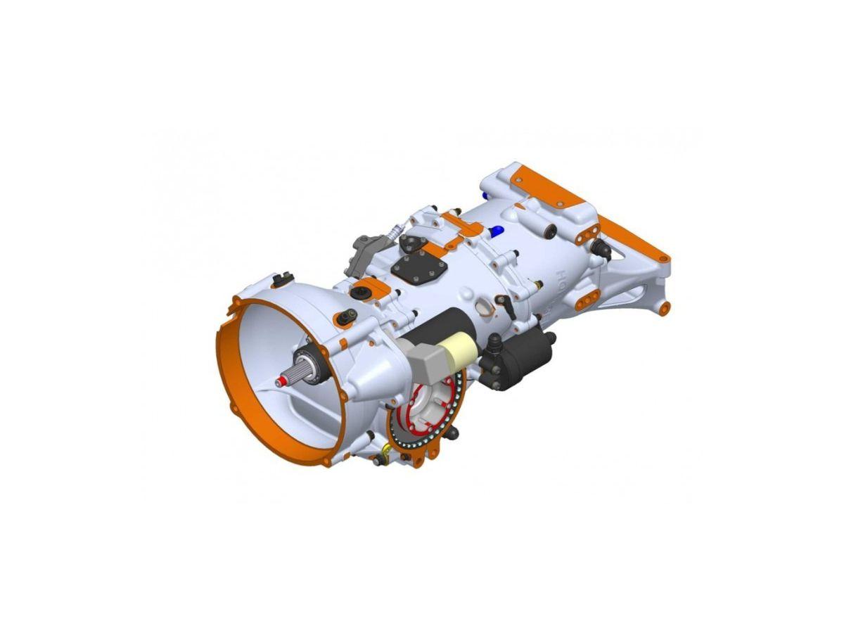 996 - 997 - Cup - GT3 - GT2 Renngetriebe mit bis zu 1000 Nm Krafteinleitung