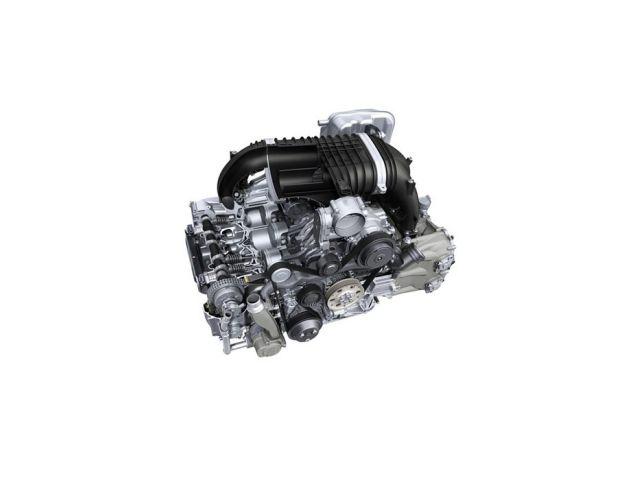 991 GT3 Cup Motorrevision gemäß Porsche Vorgabe