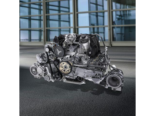 991 GT2 - RS - Turbo Motorrevision Revision Reparatur Motor Porsche