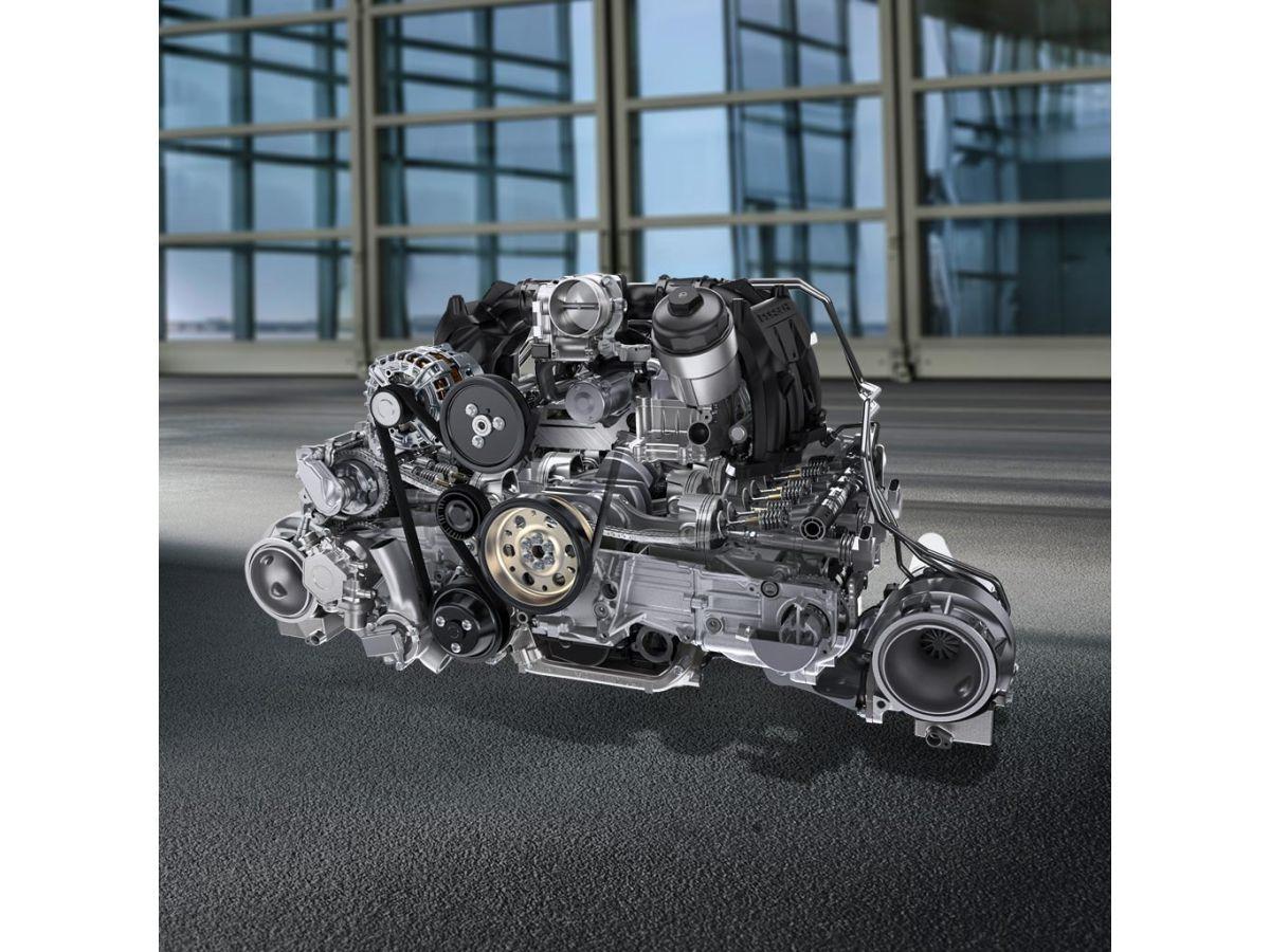 991 GT2 - RS - Turbo Engine Revision Revision Repair Engine Porsche