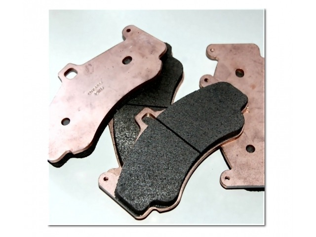 996 GT3 - 997 GT3 - Turbo racing brake pads VA Carbon Porsche
