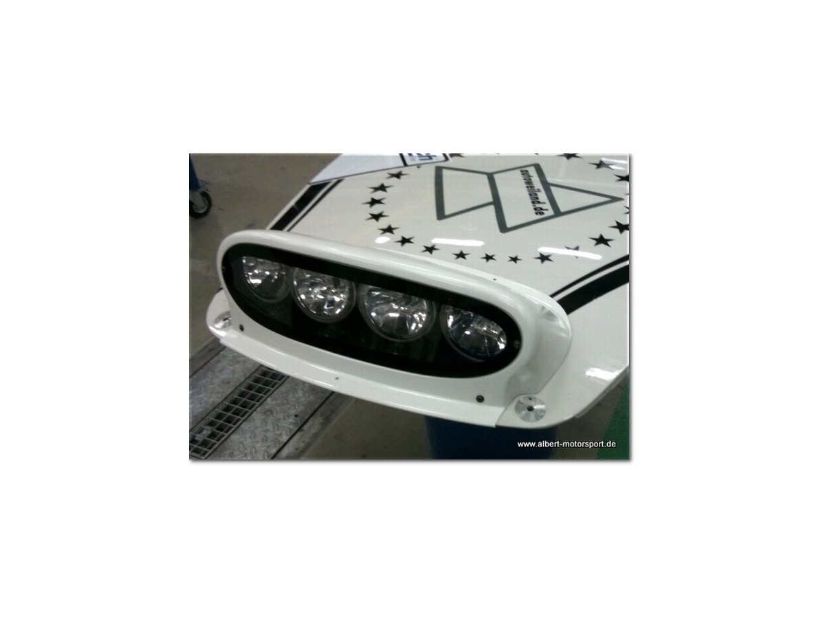 997 lamp housing for headlights 24 hours race