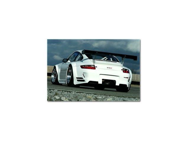 997 GT3 RSR rear bumper Porsche 911