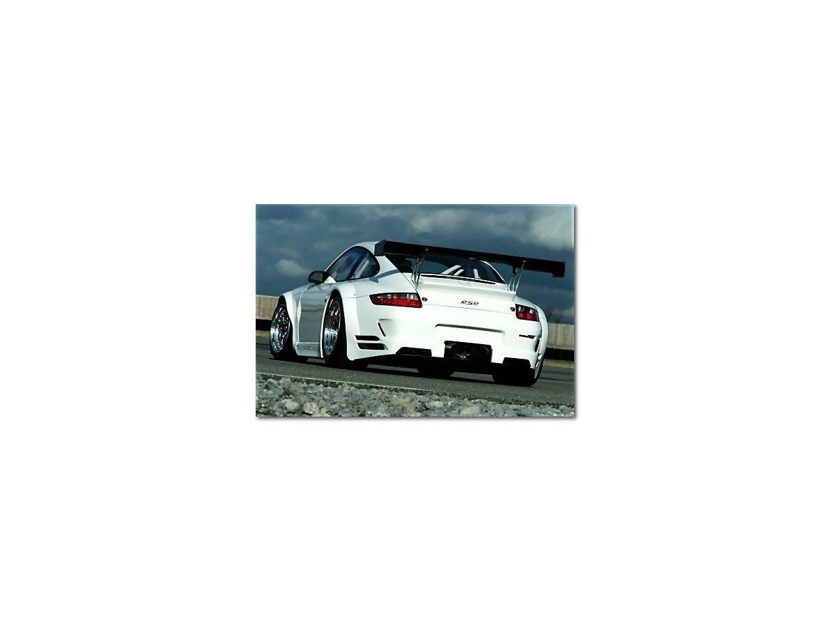 997 GT3 RSR Stoßfänger hinten Porsche 911