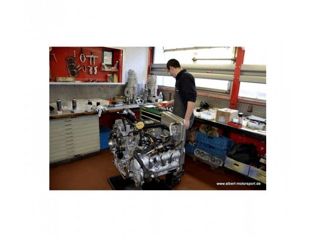 996 - 997 GT3 - Cup Porsche racing engine completely rebuilt