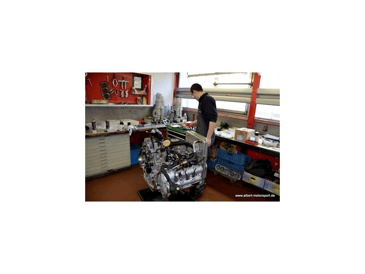 996 - 997 GT3 - Cup Porsche Rennmotor komplett neu aufgebaut