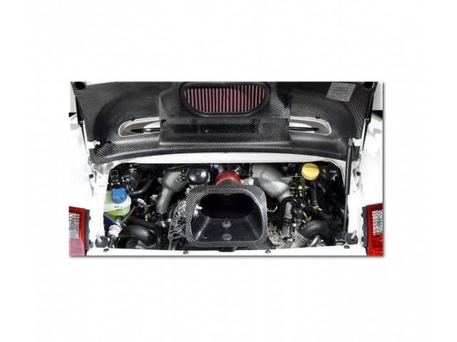 996 - 997 Cup racing engine 4.3 liter 550 hp