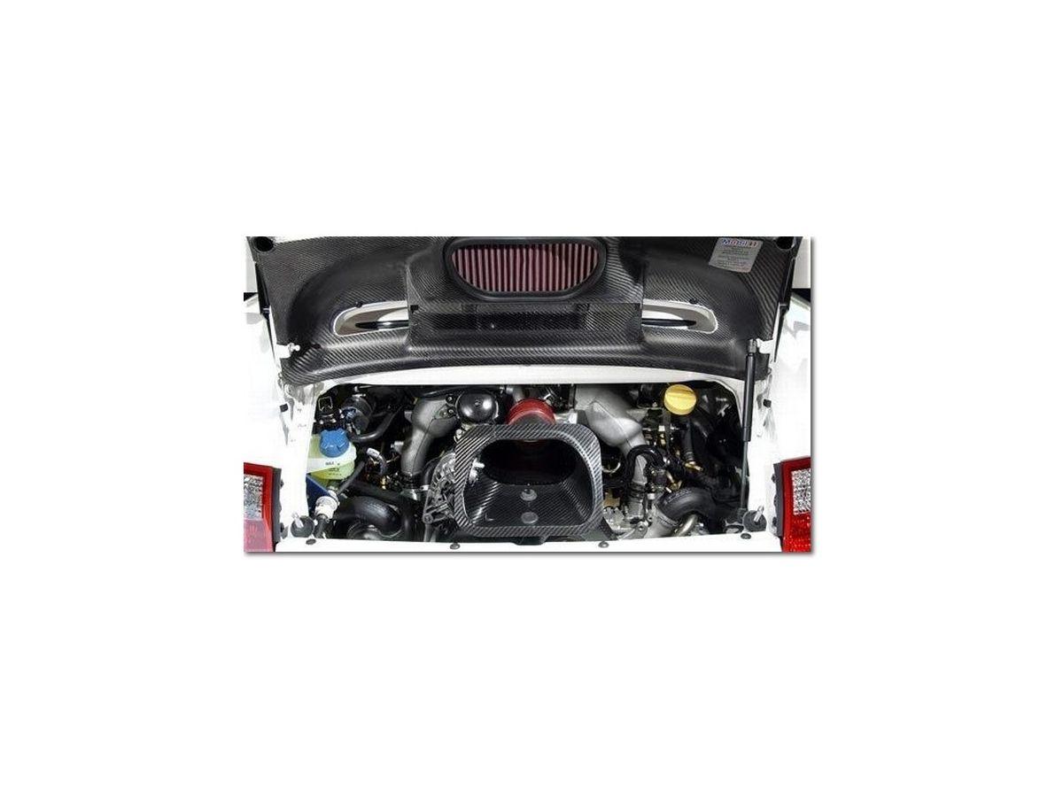 996 - 997 Cup Rennmotor 4,3 Liter 550 PS